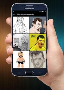 Stipe Miocic Wallpaper UFC - náhled