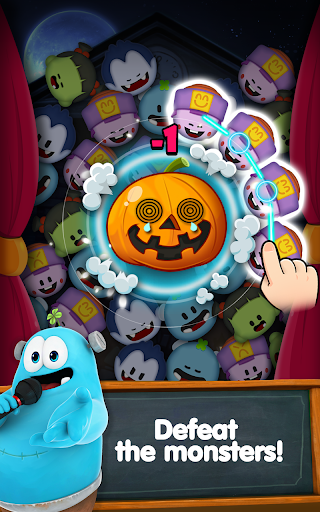 Monster Puzzle u2013 Spookiz Link Quest 1.89 screenshots 4