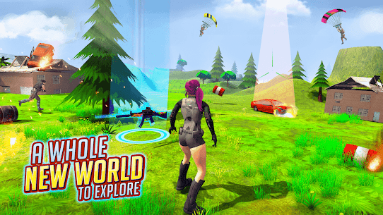 Firing Squad Fire Battleground Shooting Games 2020 Mod Apk Download For Android and Iphone 2