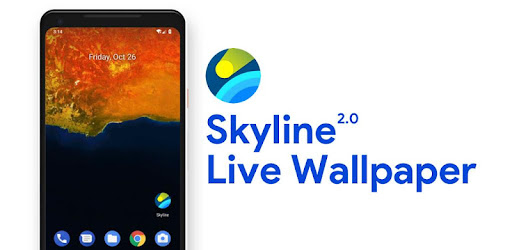 Skyline - Live Wallpaper With Global 3D Terrain - Apps on Google Play