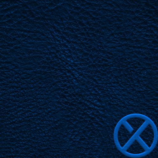 Leather XZ Blue Theme