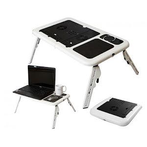 Masuta laptop multifunctionala E-Table reglabila pe inaltime