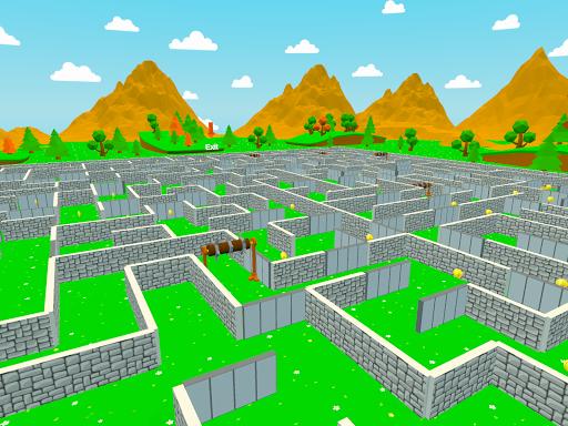 Maze Game 3D - Labyrinth 2.12 screenshots 8