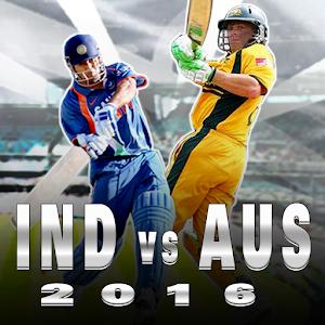 IND vs AUS  2016