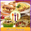 Chicken Sausage Recipes Book icon