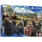 Sony Play Station 4 1TB E chassis + Far Cry 5