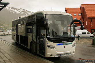Photo: #2199: ZH 34934 ved Ishavshotellet i Tromsø, 11.06.2012.