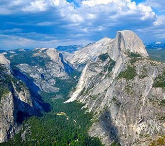 Glacier Point Yosemite | Discover Yosemite Glacier Point