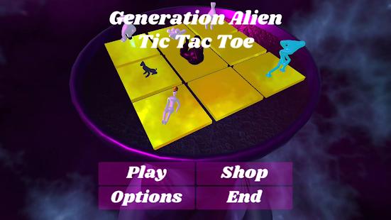 Generation Alien - Tic Tac Toe - náhled