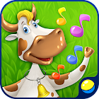 Animal Dance for Toddlers - Fun Educational Game icon