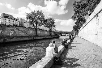 Photo: Enjoying the Seine