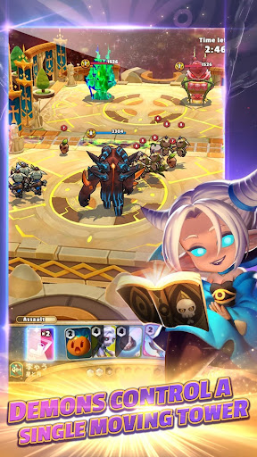 Omega Force: Battle Arena 1.3.2 screenshots 4