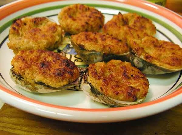 Stuffed Clams ~ Cape Cod Appetizer
