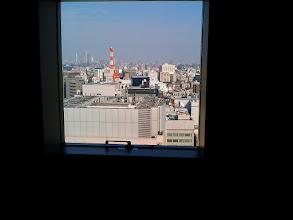 Photo: Vista desde el piso 21F - Hotel Toshi Center
