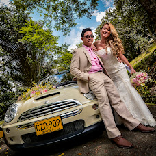 Wedding photographer Carlos Arango (boxart). Photo of 13.02.2018