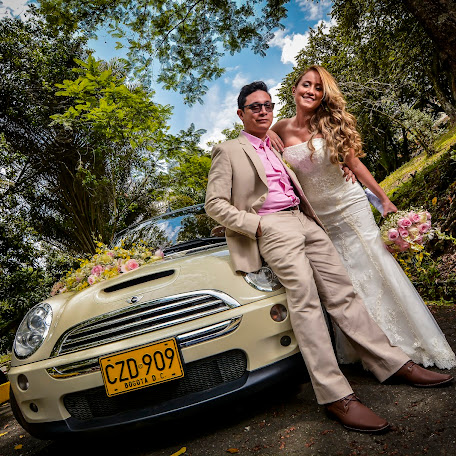 Fotógrafo de bodas Carlos Arango (boxart). Foto del 13.02.2018