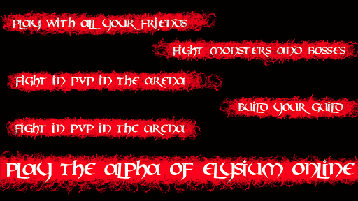 Elysium Online - MMORPG (Alpha) 0.1.1.9B screenshots 4