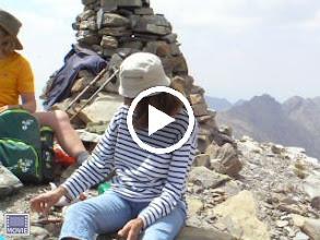 Video: Au sommet de l'Aiguille d'Orcières (2793 m)