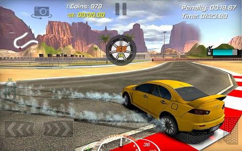 Real Drift Car Racer Screenshot