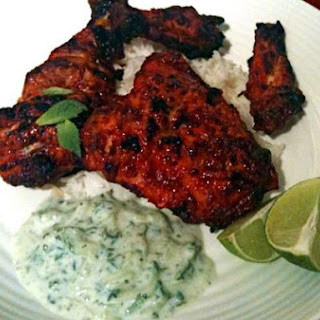Easy Chicken Tandoori
