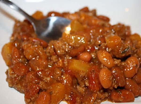 Hawaiian Chili. Spicy Salty Sweet At Its Best!