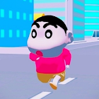 Shinchan 3D Runner icon