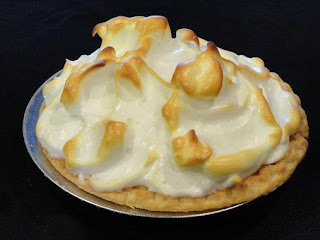 Bananas Foster Cream Pie Recipe