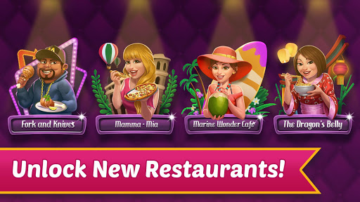 Code Triche Celeb Chef: Serving The Celebrity mod apk screenshots 2