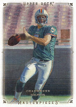 Photo: Chad Henne 2008 UD Masterpieces RC