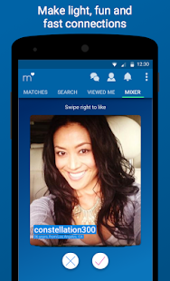 Match Dating -  Meet Singles Screenshot