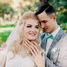 Wedding photographer Olga Kuksa (Kuksa). Photo of 16.10.2018