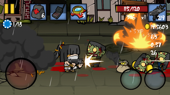 Zombie Age 2 Premium: Survive in the City of Dead 2