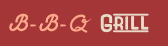 B-B-Q Grill