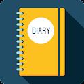 Creative diary icon