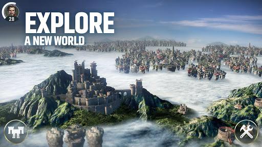 Dawn of Titans - Epic War Strategy Game  screenshots 15