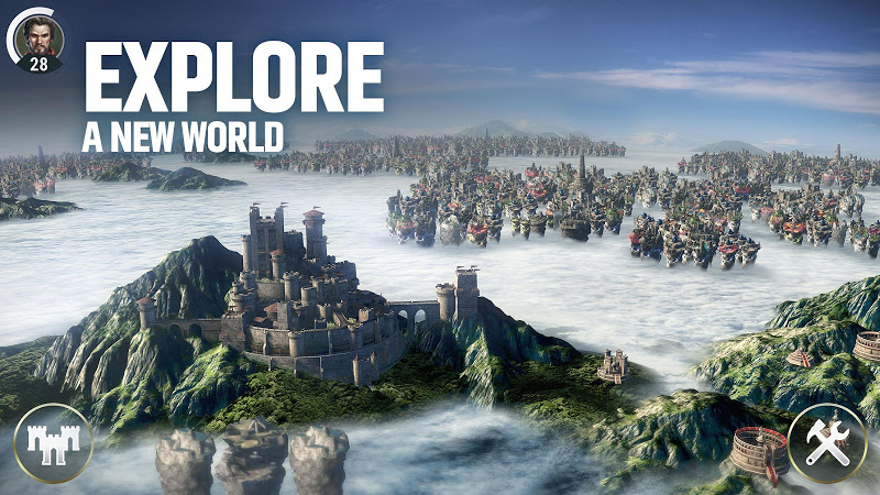 Dawn of Titans - Epic War Strategy Game Screenshot 14