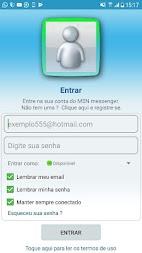 Msn Messenger - Relembre APK screenshot thumbnail 1