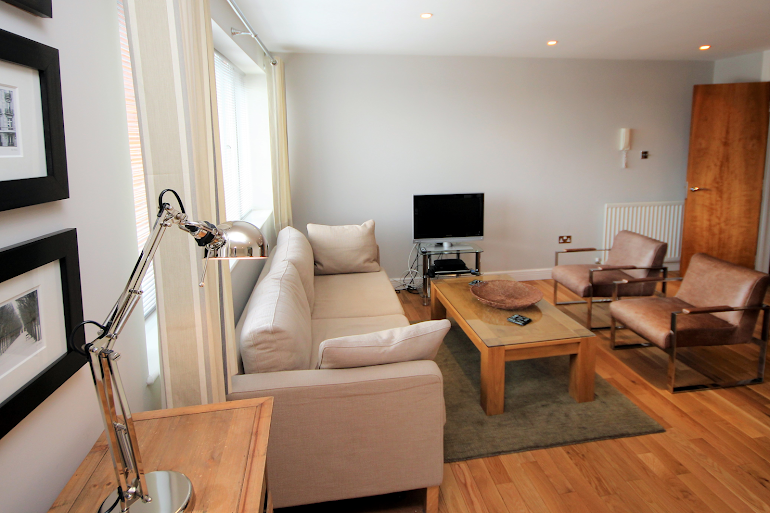 living space at High Quays