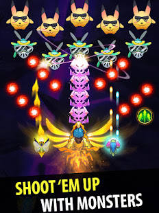 Download Sky Champ: Galaxy Space Shooter APK