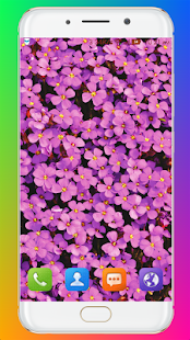 Download Purple Flower Wallpaper For PC Windows and Mac apk screenshot 11