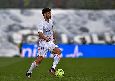 Real Madrid : Vers un départ de Marco Asensio cet hiver ?
