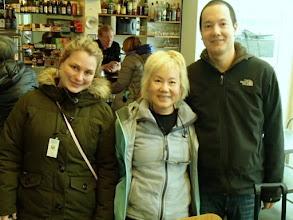Photo: Cerise Jacobs, Jennier Ziplo and Eliot Epstein
