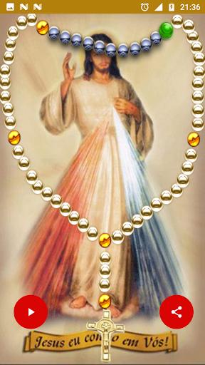 Holy Rosary Mercy in Italian with audio offline 1.0 screenshots 4