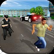US Police Simulator Crime City Cop Car Driving