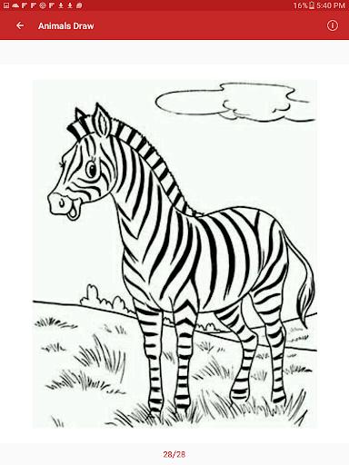 Drawing Animals screenshot 16