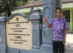 Profile Desa sekaralas Widodaren Ngawi