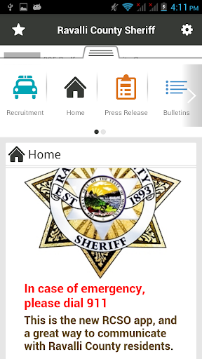 Ravalli County Sheriff hack tool