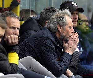 """Michel Preud'homme : """"On doit se taire"""""""