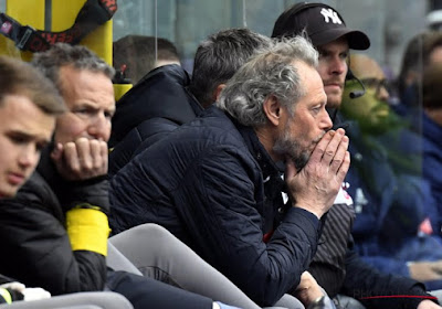 "Michel Preud'homme : ""On doit se taire"""