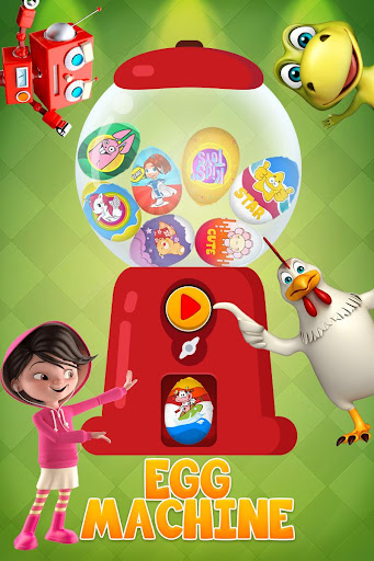 Chocolate Eggs Gumball machine ud83eudd5aud83eudd5a screenshots 13